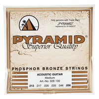 Pyramid : Acoustic Strings 013-056
