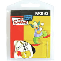 Grover Allman : Simpsons Pick Pack 2