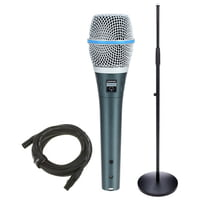 Shure : Beta 87A Bundle