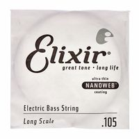 Elixir : .105 L El. Bass Single String