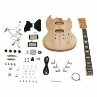 Harley Benton : Electric Guitar Kit DC Style