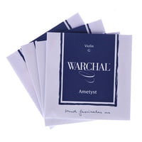 Warchal : Ametyst 4/4 Ball End