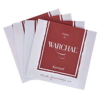 Warchal : Karneol 4/4 Ball End