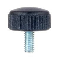 KandM : Knurled Head Screw M6 x 16