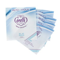 Corelli : Crystal 730M Viola Strings