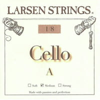 Larsen : Cello Strings 1/8