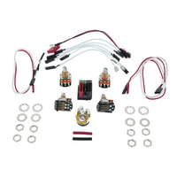 EMG : 1 or 2 Pickups Wiring Kit