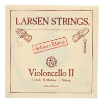 Larsen : Cello String D Soloist Medium