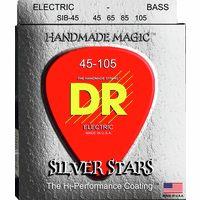 DR Strings : DR SIB-45 - SILVER STARS