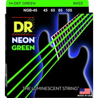 DR Strings : NGB-45 HiDef Neon Green