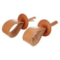 Meinl : BR5 Leather Straps for Cymbals