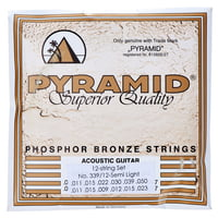 Pyramid : Acoustic 12 339/12