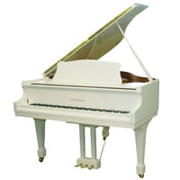 Roth & Junius : RJGP 186 WH/P Grand Piano