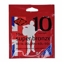 Rotosound : SB10 Super Bronze