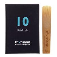 Thomann : Reed Bb-Clarinet Boehm 3,5