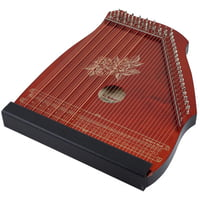 C. Robert Hopf : Akkordzither 100/3 Mahogany
