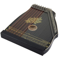 C. Robert Hopf : Akkordzither 100/4 Black