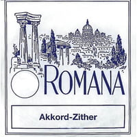 Romana : Akkordzither Strings C1 Akkord