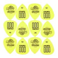 Dunlop : Tortex III Riffle 073 Pack