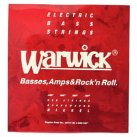 Warwick : 46210 Red Strings Nickel