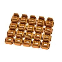 Adam Hall : 5653 Rack Nut Pack