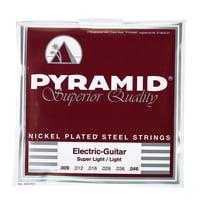 Pyramid : Nickel Plated Steel SL/Light