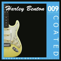 Harley Benton : Coated Electric Guitar 009