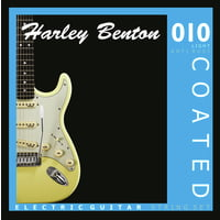 Harley Benton : Coated Electric Guitar 010