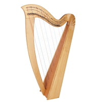 Thomann : Celtic Harp Ashwood 29 Str.