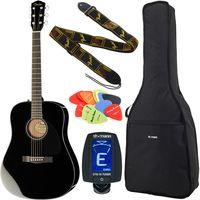 Fender : CD-60 BK Bundle