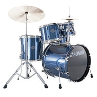 Sonor : Smart Force Brushed Blue Combo