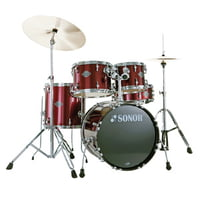 Sonor : Smart Force Wine Red Combo