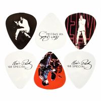 Dunlop : Elvis 6 Pick Set