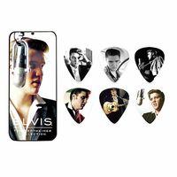 Dunlop : Elvis Wert Tin Pick Set