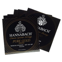 Hannabach : 825MT Black