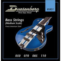 Duesenberg : BSRS1 Bass Strings Medium