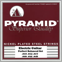 Pyramid : Electric Strings 010-046