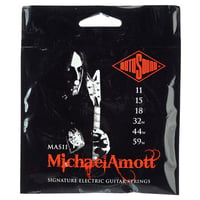 Rotosound : MAS11 Michael Amott Sign. Set