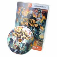 Toontrack : EZX Metal Machine