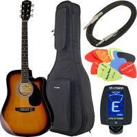 Fender : Squier SA-105CE SB Bundle