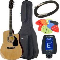 Fender : Squier SA-105CE NA Bundle