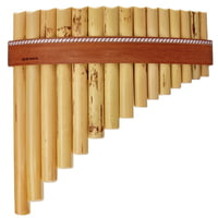 Gewa : Panpipes Bb- Major 15 Pipes