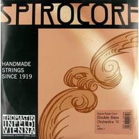 Thomastik : Spirocore H Bass 3/4 medium