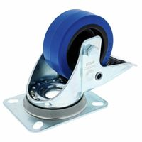 Millenium : Blue Wheel Braked 80mm