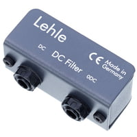 Lehle : DC Filter
