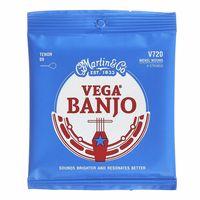 Martin Guitars : V720 Vega Tenor Banjo