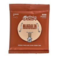 Martin Guitars : M400 Mandoline Light