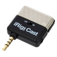 IK Multimedia : iRig Mic Cast