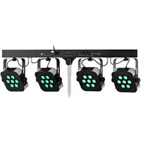 Stairville : Stage TRI LED Bundle Extension