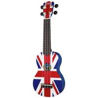 Mahalo : UK Flag Ukulele